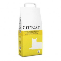 LITIÈRE POUR CHAT CITYCAT 5KG