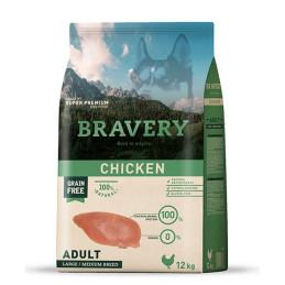croquette bravery chien